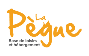 Logo La Pègue, camping de groupe et base de loisirs en Lozère pour les 6 à 17 ans