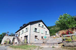 Gîte d'étape et de séjour la Draille en Lozère, Meyrueis